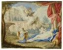 Danae and the Golden Rain (Andreas von Behn) - Nationalmuseum - 25689.tif