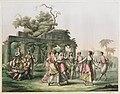 Dance scene in Greece - Gironi Robustiano - 1820.jpg