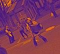 Dancing Accordionist@Ueno Park, 2007-04-22.jpg