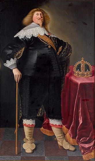 Władysław IV Vasa - Władysław IV in later life