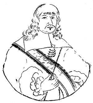 Daniel Czepko von Reigersfeld - Daniel Czepko.