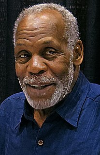 Danny Glover American actor, film director and political activist