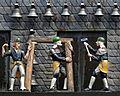 Das Glocken-und Figurenspiel am Markt erinnert an die tausendjährige Bergbaugeschichte Goslars. 02.jpg