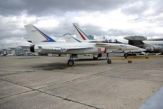 "Dassault Rafale - The Dassault ""Rafale A"" technology demonstrator in 2006"