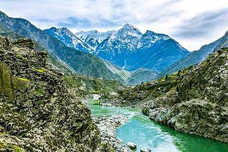 Kohistan District, Pakistan District in Khyber Pakhtunkhwa, Pakistan