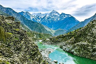 Kohistan District, Pakistan - Kohistan is noted for its dramatic mountain scenery