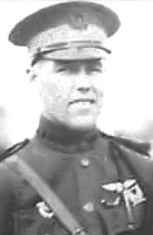 David Endicott Putnam - David Endicott Putnam, 1918