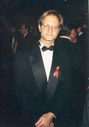 David Hyde Pierce - Pierce at the 1994 Emmy Awards