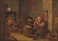 David II Teniers - An Inn - KMSsp265 - Statens Museum for Kunst.jpg