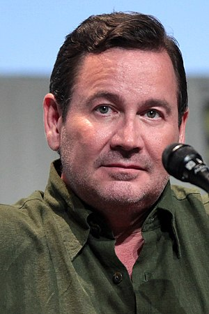 David Nutter - Nutter at the San Diego Comic-Con International in July 2015.