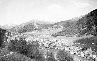 Davos - Davos, 1915