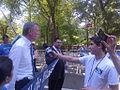 De Blasio at Celebrate Israel Parade (8928123578).jpg