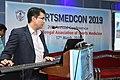 Debabrata Kumar Delivering Lecture - Stress Fracture in Sports - SPORTSMEDCON 2019 - SSKM Hospital - Kolkata 2019-03-17 3653.JPG