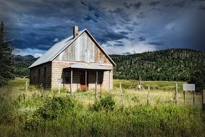 National Register of Historic Places listings in Hinsdale County, Colorado - Image: Debs School