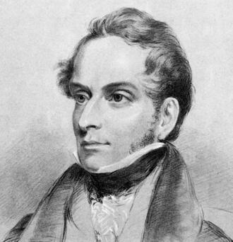 Decimus Burton - Decimus Burton by Thomas Lawrence