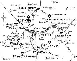 Siege of Namur (1914)