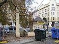 Dejvická-Václavkova, WC.jpg