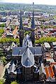 Delft Blick von der Nieuwe Kerk auf die Maria-van-Jessekerk 07.jpg