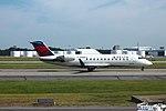 Delta N468CA Bombardier CRJ200 ATL September 2018 (30938498948).jpg