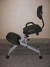 Kneeling Chair Wikipedia