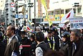 Demonstration by Zaitokukai in Tokyo 1.jpg