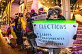 Demonstrations and protests in Venezuela in 2019 in Quebec city, Canada 23.jpg