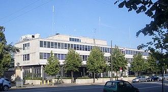 Embassy of the United States, Copenhagen - U.S. Embassy building in Copenhagen