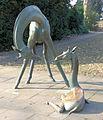 Denkmal Schloßinsel (Köpe) Zwei Giraffen.jpg