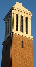 Denny Chimes Tower