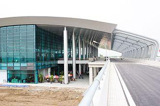 Cat Bi International Airport - Image: Departure Cat Bi