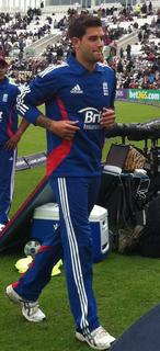 Jade Dernbach English cricketer