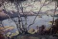 Derwentwater and Bassenthwaite Lake - The English Lakes - A. Heaton Cooper.jpg