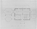 Designs for House of L. M. Davenport, New Rochelle, in the Tuscan Style (ground plan) MET 268465.jpg