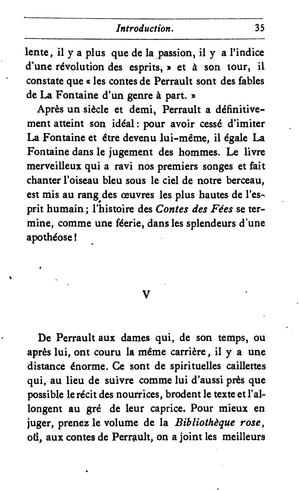 Pagedeulin Les Contes De Ma Mère Loye Avant Perrault