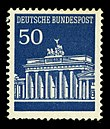 Deutsche Bundespost - Brandenburger Tor - 50 Pf.jpg