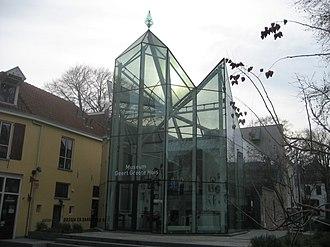 Geert Groote - Museum Geert Grote Huis, Deventer (2016)