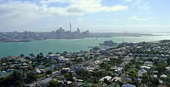 Devonport and Waitemata Harbour.JPG