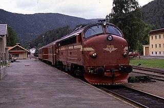 staatliche Behörde für den Betrieb der norwegischen Staatsbahnstrecken (1883–1996)