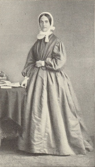 Deaconess - Elizabeth Catherine Ferard, first deaconess of the Church of England