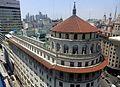 Diagonal Roque Sáenz Peña, Banco de Boston, Buenos Aires techo 03.jpg