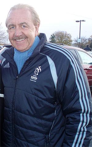 Dick Howard (soccer) - Image: Dick Howard by Djuradj Vujcic