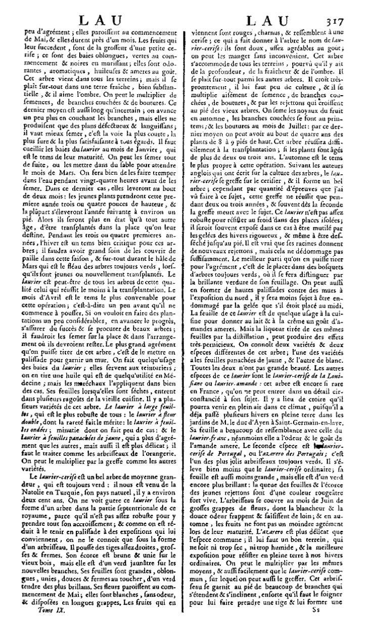 Faire Une Palissade Avec Des Branches page:diderot - encyclopedie 1ere edition tome 9.djvu/317
