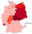 Die Landtagswahlergebnisse der Linken (Stand November 2018).png
