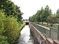 Die Panke bei Chausseestrasse (River Panke) - geo-en.hlipp.de - 13825.jpg