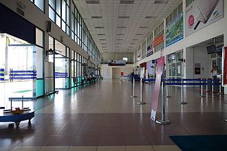 Điện Biên Phủ Airport - Image: Dien Bien Phu Airport aux 1