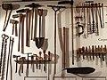 Display of Convicts' Tools - Hyde Park Barracks Museum - Sydney - Australia (11215737103).jpg