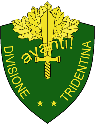 Division Tridentina - Image: Divisione Tridentina 2017