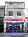 Dixy Chicken - Cross Church Street - geograph.org.uk - 1702021.jpg
