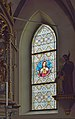 Dlijia dla ploania de La Ila Glasmalerei Herz Mariä.jpg