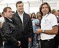 Dmitry Medvedev in Ukraine 17 September 2010-3 (cropped).jpeg